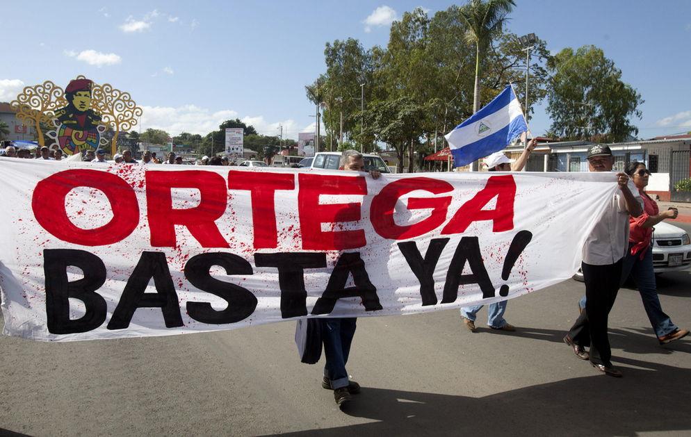 Amnistía Internacional: Ortega no debe aprobar la iniciativa de Ley de Regulación de Agentes Externos